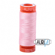 Aurifil 50 Cotton Thread - 2423 (Baby Pink)